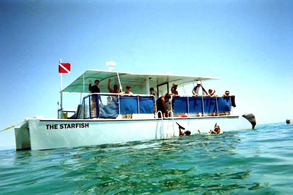 A Few Other Words About Our Marathon Snorkel Tours